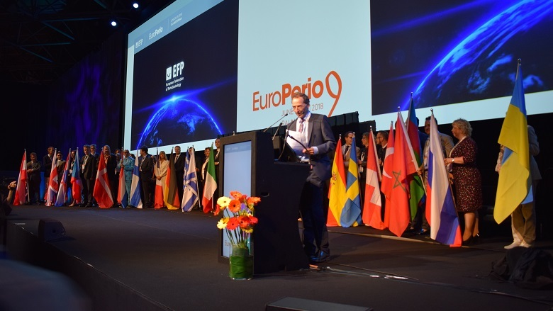 Latest Classification of Periodontal Diseases presented at Europerio9