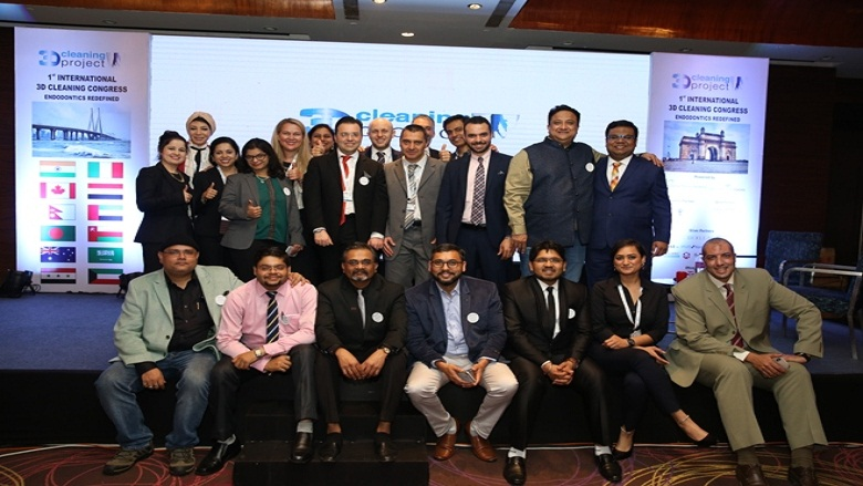 Mumbai hosts 1st international 3D cleaning congress, Endodontics redefined