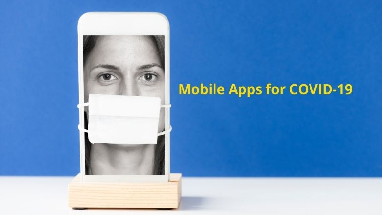 COVID-19 response by mobile apps in India