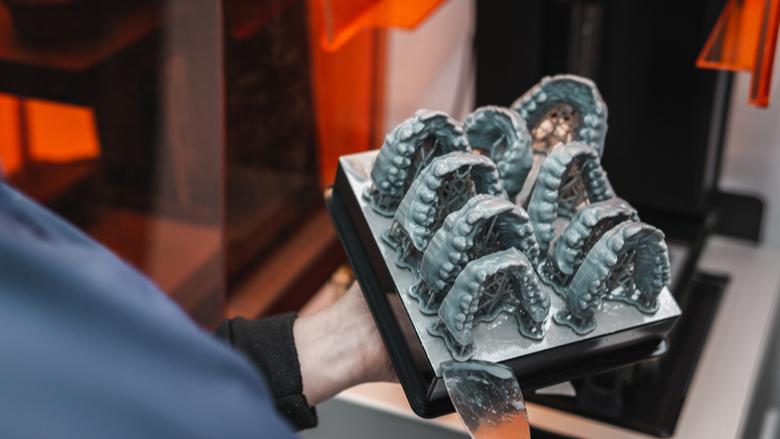 3D printing in dentistry: Revolution in progress